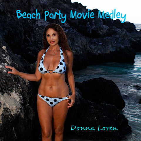 """Beach Party Movie Medley"" (MP3 Single)"