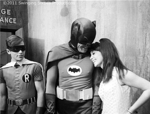 On Set with the Dynamic Duo (1966)