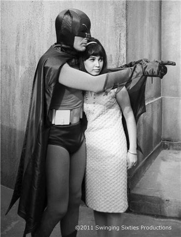 """Susie and Batman"" from Batman (1966)"
