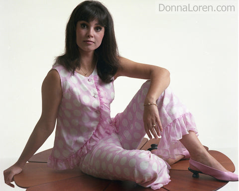 Polka Dots on Lotus (1965)