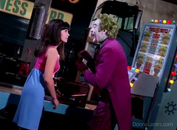 """Susie"" and ""The Joker"" on Batman (1966)"