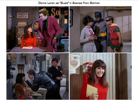 """Susie"" Composite from Scenes in Batman"