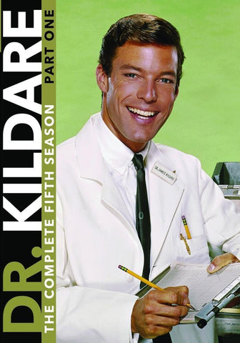 Dr. Kildare: Season 5 Now on DVD