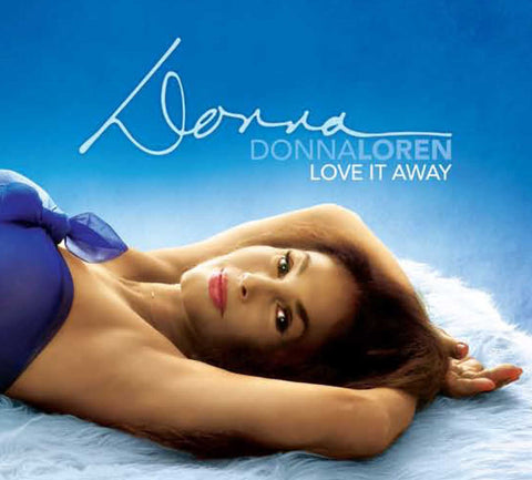 """Love It Away"" CD"
