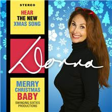 """Merry Christmas Baby"" (MP3 Single)"