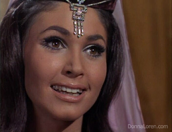 """Princess Collette"" Portrait from The Monkees (1967)"