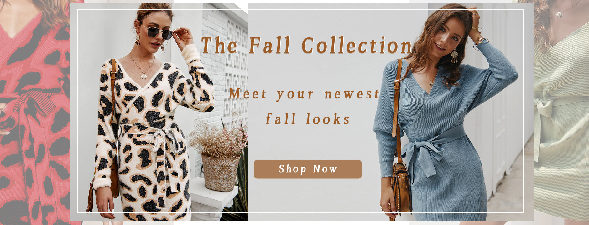 2020 Fall Fashion Trends Autumn Dresses Outfits For Women | Gardenwed