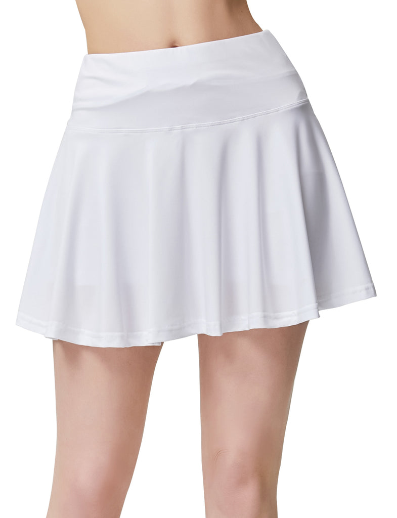 Pleated Tennis Skirts for Womens with Pockets Golf Skorts | Gardenwed