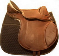 Dream Saddle - Treeless Saddle - Dream Team Equine