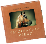 Book: Fascination Horse Leather Bound - Dream Team Equine