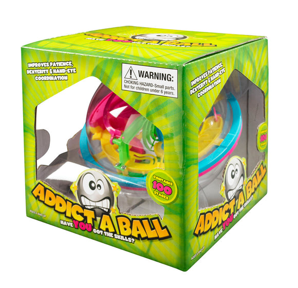 Addict A Ball Small Brainteaser Game