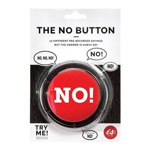 No Button Large