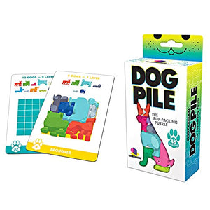 Dog Pile Tabletop Puzzle Brainteaser Game