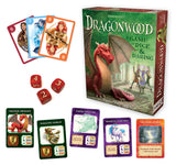 Dragonwood Dice & Daring Gamewright Family Strategy Card Game