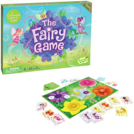 The Fairy Game Co-Operative Strategy Board Game