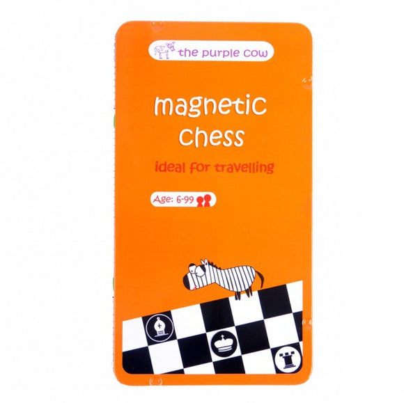 Magnetic Chess Set Travel Board Game