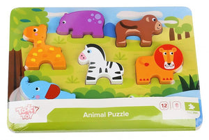 Puzzle Chunky Animal