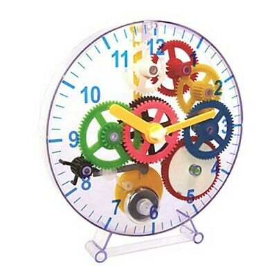 Construct-A-Clock 10 Minute Build Make Your Own by Heebie Jeebies Construction Science Kit