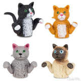 Finger Puppet Cats Assorted