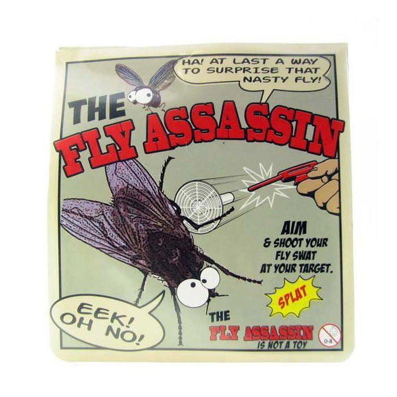 Fly Gun Assassin