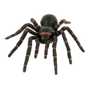 Spider Funnel Web Small Plastic Figurine