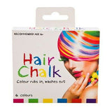 Hair Chalk 6 Pack
