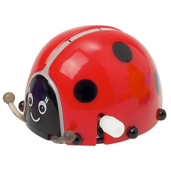 Wind Up Ladybird Flipping