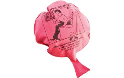 Whoopee Cushion Retro Assorted Colours
