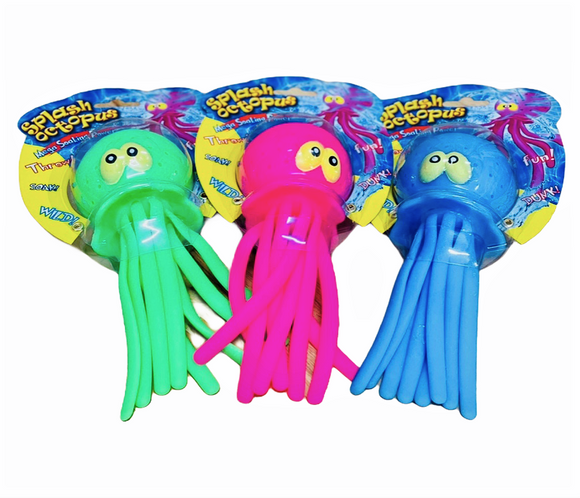 Splash Octopus Bath Toy