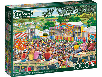 1000pc Jigsaw Puzzle Summer Music Festival