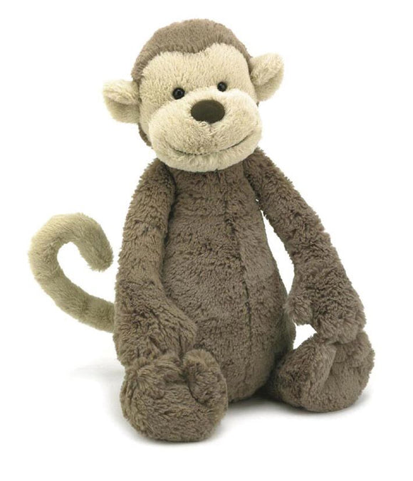 Plush Jellycat Monkey Bashful Medium