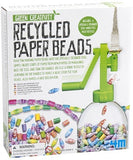 Recycled Paper Beads By 4M Craft Kit