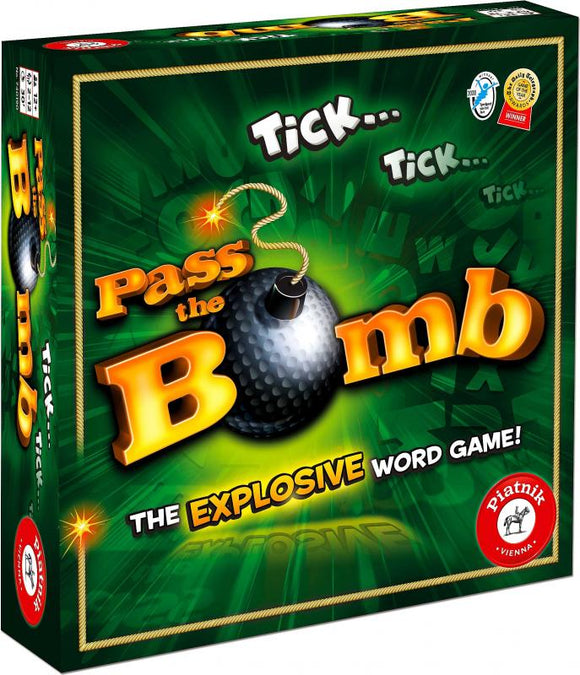 Pass The Bomb Family Board Game