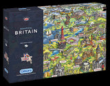 1000pc Jigsaw Puzzle Gibsons Beautiful Britain