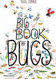 Big Book Of Bugs by Yuval Zommer Hardcover Book
