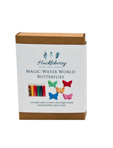 Water Marbles and Growing Butterflies Sensory Activity Kit