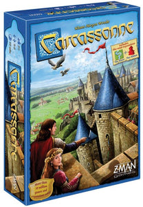 Carcassonne 2.0 Strategy Board Game