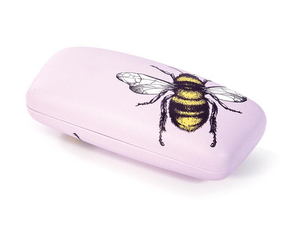 Glasses Case Hard Shell Bees Assorted Designs