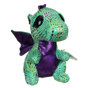 Beanie Boo Dragon Green Cinder