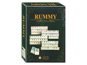 Rummy Gameland Tile Tabletop Game
