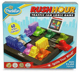 Rush Hour by Thinkfun Brainteaser Board Game
