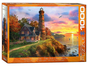 1000pc Jigsaw Puzzle Eurographics The Old Lighthouse
