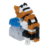 Nano Block Fishbowl Cat