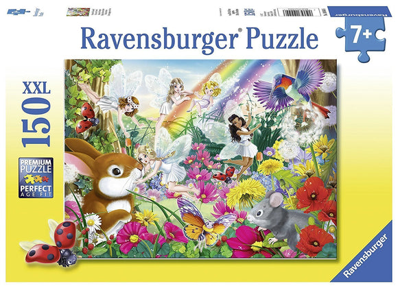 150pc Jigsaw Puzzle Ravensburger Magical Forest Fairies