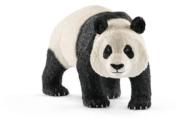Giant Panda Male Schleich Figurine