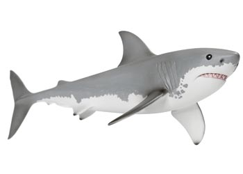 Great White Shark Schleich Figurine