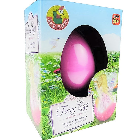 Growing Pet Fairy Egg