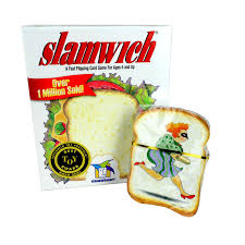 Slamwich, a Fast-Flipping Card Game Gamewright Family Card Game