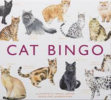 Bingo Cat Breeds Board Game