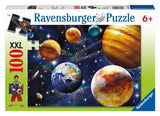 100pc Jigsaw Puzzle Ravensburger Space